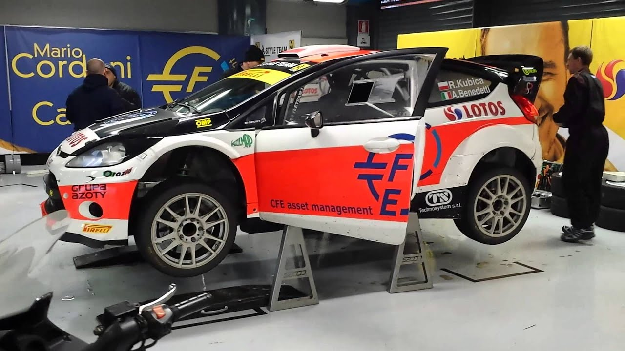 Monza rally show 2014 - 1 - YouTube