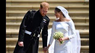 Вот Что подарили принц Гарри и Меган Маркл гостям на свадьбе!
