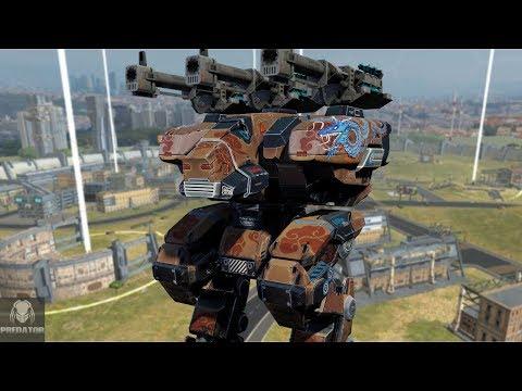 MRK II Fury Trident Returns In Champion League | Tridents Ripping Apart New Robots | War Robots