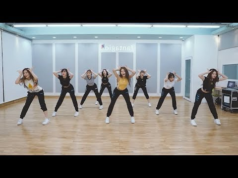 Weki Meki (위키미키) | 'La La La' Mirrored Dance Practice