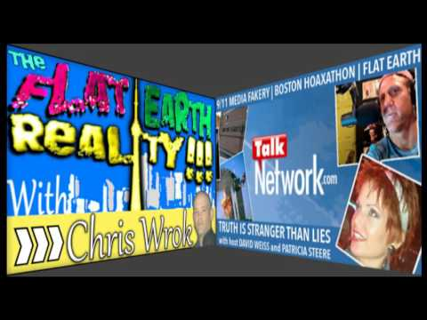 Truth Is Stranger Than Lies 15 - Chris Wrock - The Flat Earth Reality