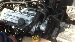 Bruit moteur Fiat Palio 1.7D (problème)