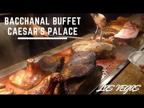 Bacchanal Buffet - Best of Las Vegas!