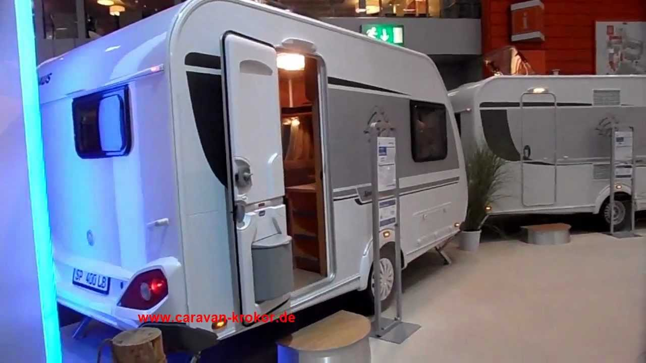 knaus sport 400 lb mod 2013 kleiner wohnwagen reisen urlaub youtube. Black Bedroom Furniture Sets. Home Design Ideas