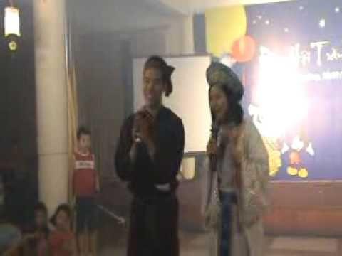 [GA] Trung thu 2010 - Giới thiệu chị Hăng Nga