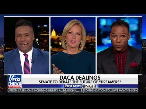 Campus Reform's Lawrence Jones Discusses DACA Deal with Shannon Bream