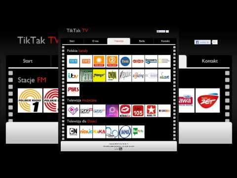 Darmowa telewizja internetowa