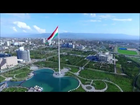 Dushanbe - Capital of Tajikistan