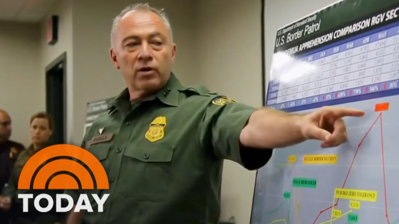 Inside A Texas Border Facility Where Kids And Parents Are Being Separated | TODAY