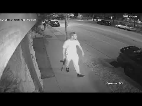 Surveillance camera records deadly State Street shootout