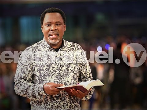SCOAN 26/08/18: TB Joshua's Message | Live Sunday Service