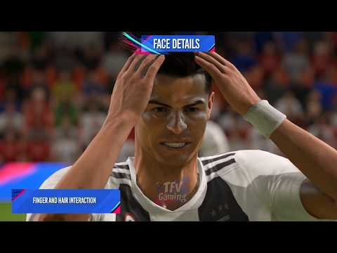 FIFA 19 | Amazing Realism And Attention To Detail (Frostbite Engine)