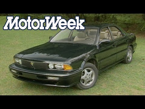 1991 Mitsubishi Diamante | Retro Review