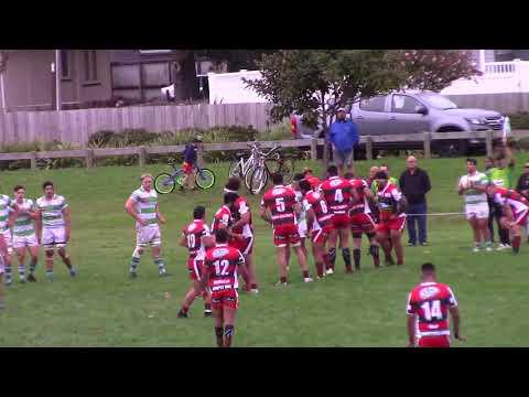 2018 Waikato Club Premier A Week 7: Hamilton Marist vs Melville