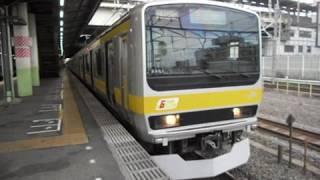E231系ミツB901編成 西船橋発車