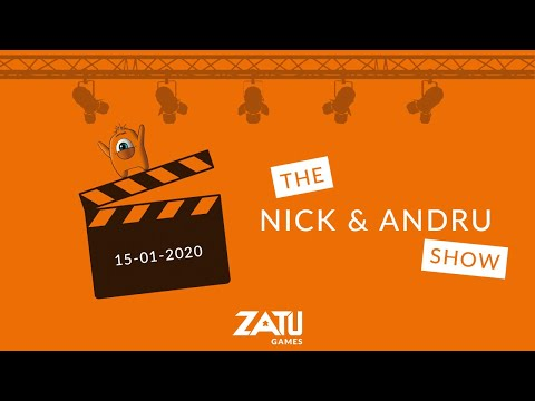 The Nick & Andru Show 15th Jan 2020
