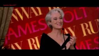 Meryl Streep Tribute The Golden Globes 2017 New