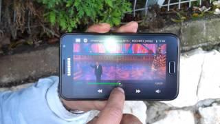 Мой Samsung Galaxy Note GT-N7000-продолжение(фильмы,игры).mp4