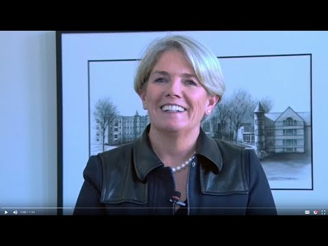 Springfield College President Mary-Beth Cooper Previews Giving Day 3-7-18