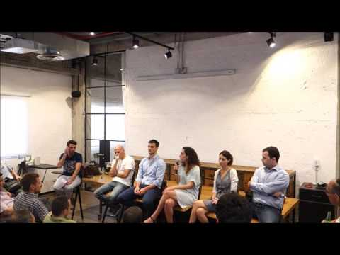 "The Junction Meet-up: ""How VC's Think"""