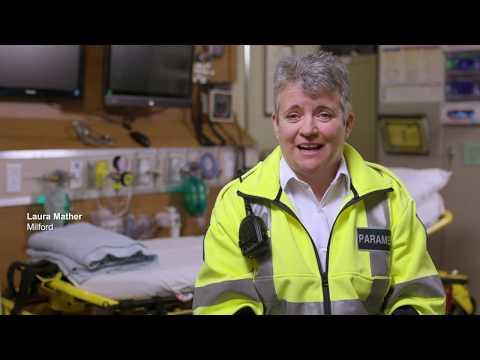 Why Be A Paramedic In Nova Scotia - Laura
