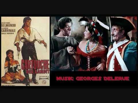 Cartouche, der Bandit (Frankreich 1961) - Musik: Georges Delerue