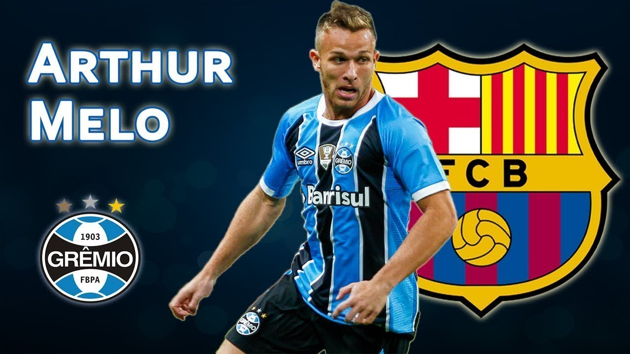 4bc570dfd Arthur Melo ○ Welcome To Fc Barcelona 2018 2019 ○ Skills