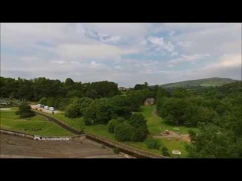 Whaley Bridge Aerial Video