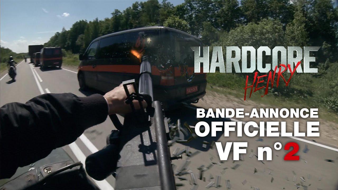 HARDCORE HENRY - Bande-Annonce officielle 2 - VF