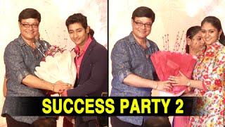 Sairat Success Party 2 | Crossed 85 Crores | Nagraj Manjule, Ajay Atul, Rinku, Akash | Marathi Movie