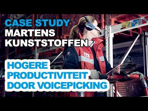 Case Study | HOGERE PRODUCTIVITEIT IN MAGAZIJN | Dalosy ft. Martens Kunststoffen & HSO