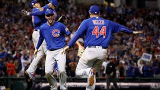 2016 World Series Game 7 (Cubs win World Series for first time in over 100 years!)