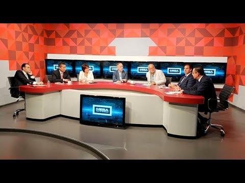 Grupo Fórmula presenta: Mesa por la mañana, conducida por Ciro Gómez Leyva