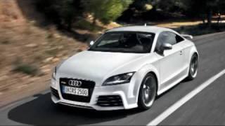 2010 Audi TT RS Coupe Videos