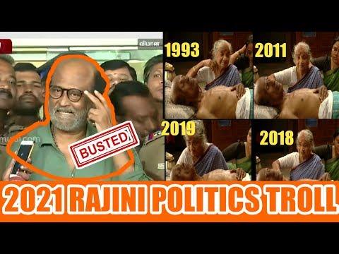 BJP election troll video|RAJINI|TAMILISAI|MODI