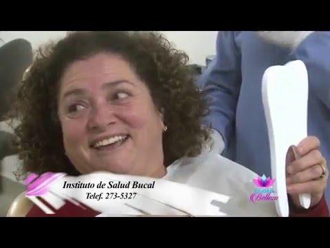 Instituto de Salud Bucal Caso Mar�a de los �ngeles Ciudad Belleza Dr Carlos Linares Weilg