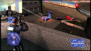 Crackdown XBOX 360 Audio latino