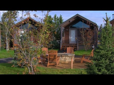 Explorer Cabins at Yellowstone - Yellowstone Cabins