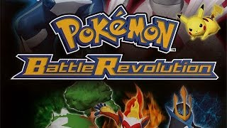 Pokemon Battle Revolution - Introduction & Main Street Colsseum Rank 1