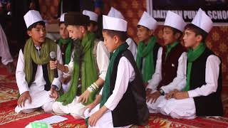 these boys had used a unique style to highlight the issues of Education .... Must watch