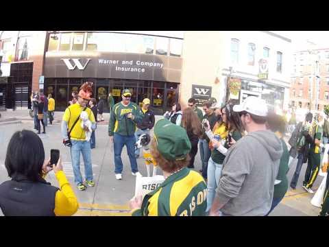 ESPN College GameDay in  Fargo |  Home of NDSU Bison Football | Part 2