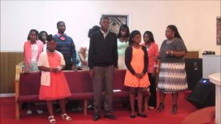 "Voices of Victory Youth Choir: ""Death Could Not Hold You Down,""  Sun., Mar. 27, 2016"