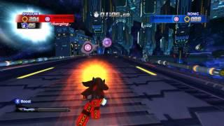 Shadow vs. Sonic - Sonic Generations Mod ~ Shadow The Hedgehog