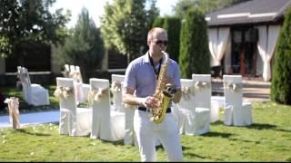 Артем Голоднюк Саксофонист Киев музыкант