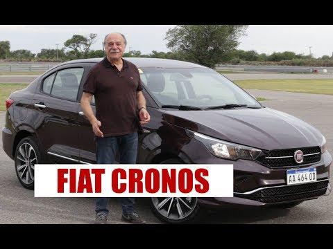 Fiat Cronos - Primeiras Impressões do Emilio Camanzi