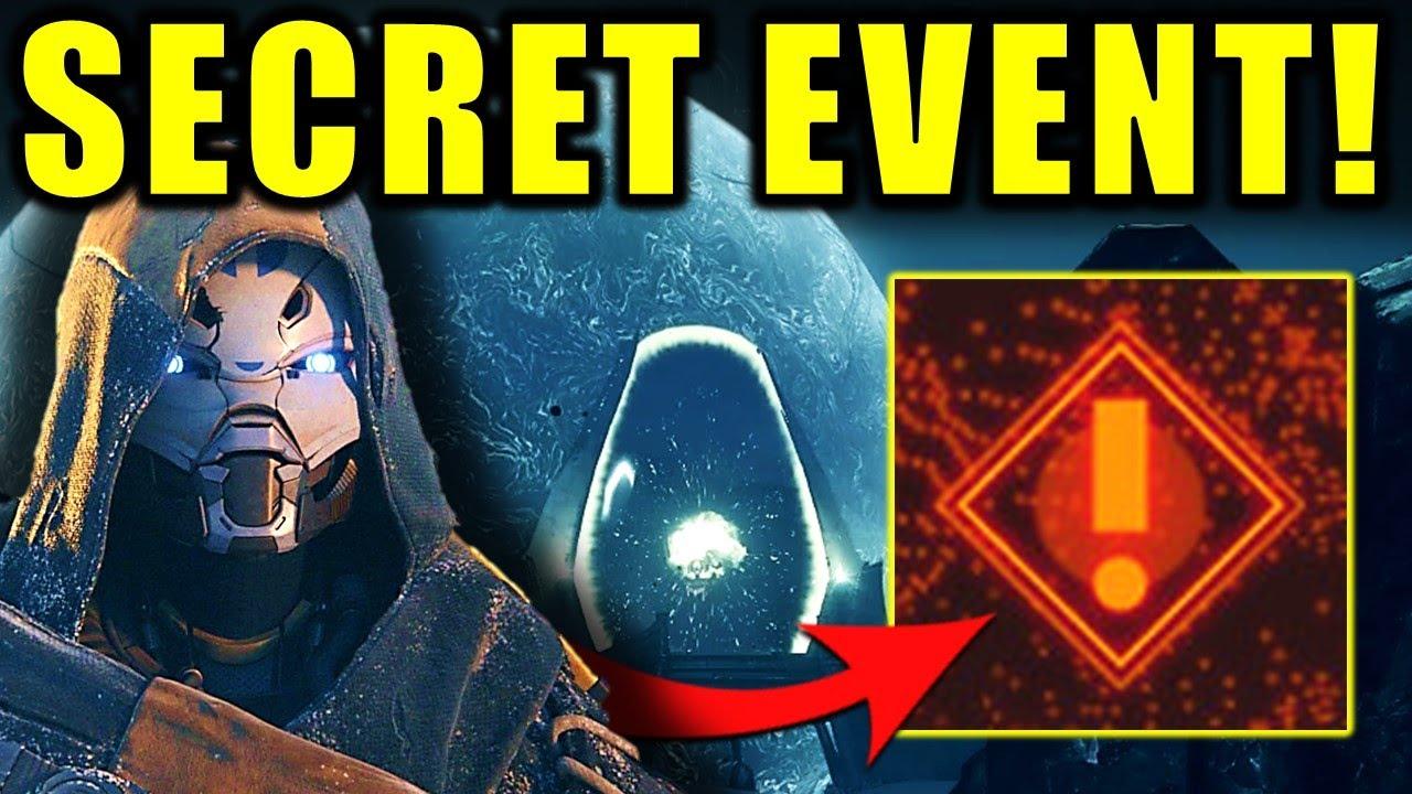 Destiny 2: SECRET EVENT Coming Soon!? thumbnail