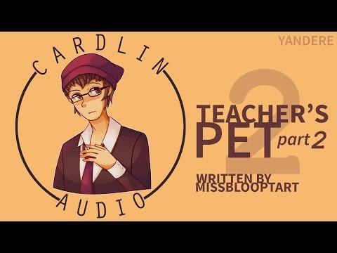 ASMR Roleplay: Teacher's Pet Part 2 Yandere Obsessive Sleep creep~