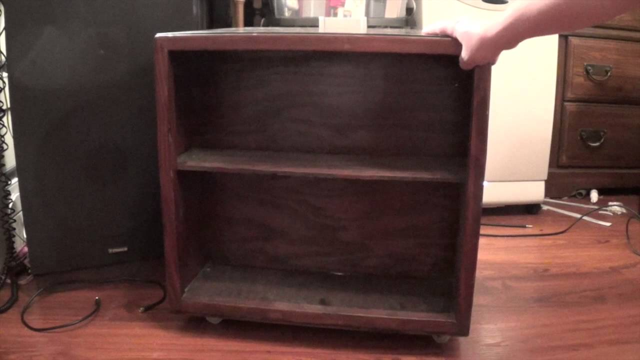 1950u0027s TV Table Top TV Cabinet Is My Guess. Whatu0027s Yours ?