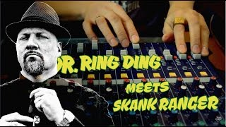 Dr. Ring Ding meets SKank Ranger - Oryginal DUBwise style - special dubplate - live DUBmix