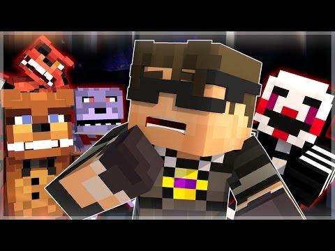 Minecraft FIVE NIGHTS AT FREDDY'S HIDE N SEEK!